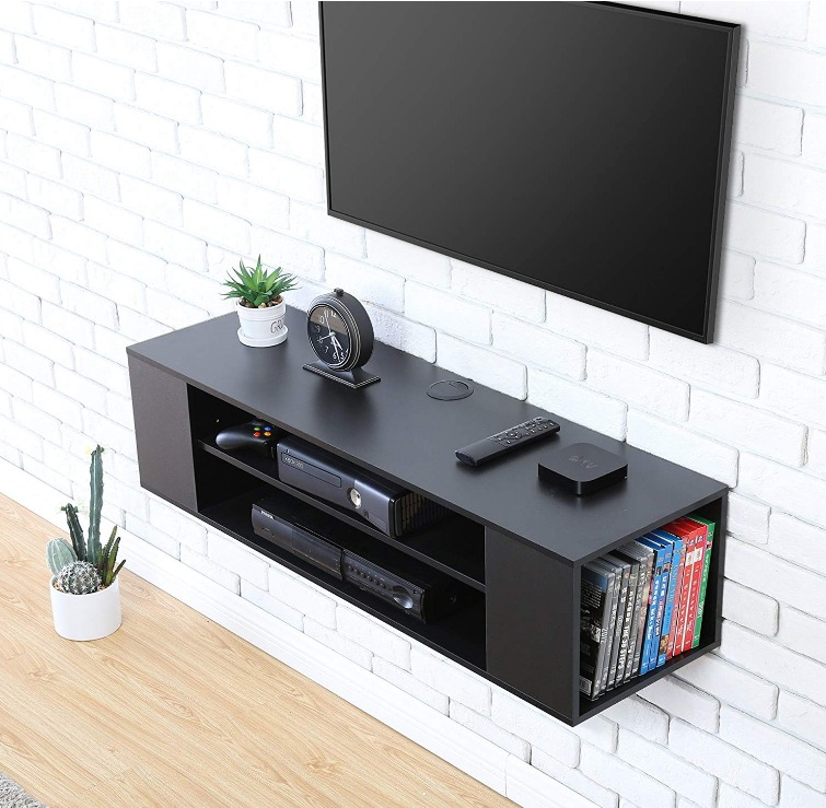 mueble pared tv